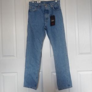New Womens Levis High Rise Skinny Jeans Size 29